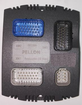 Pellon Graphics I/O Module 583396 Repair