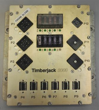 Timberjack 3000 PSU Repair